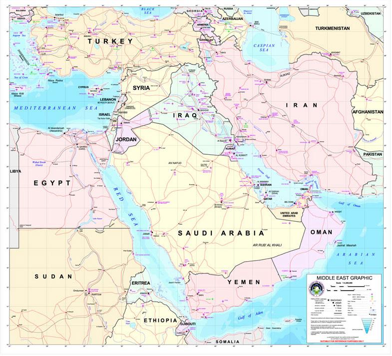 Historical Maps - Jordan map hd pdf